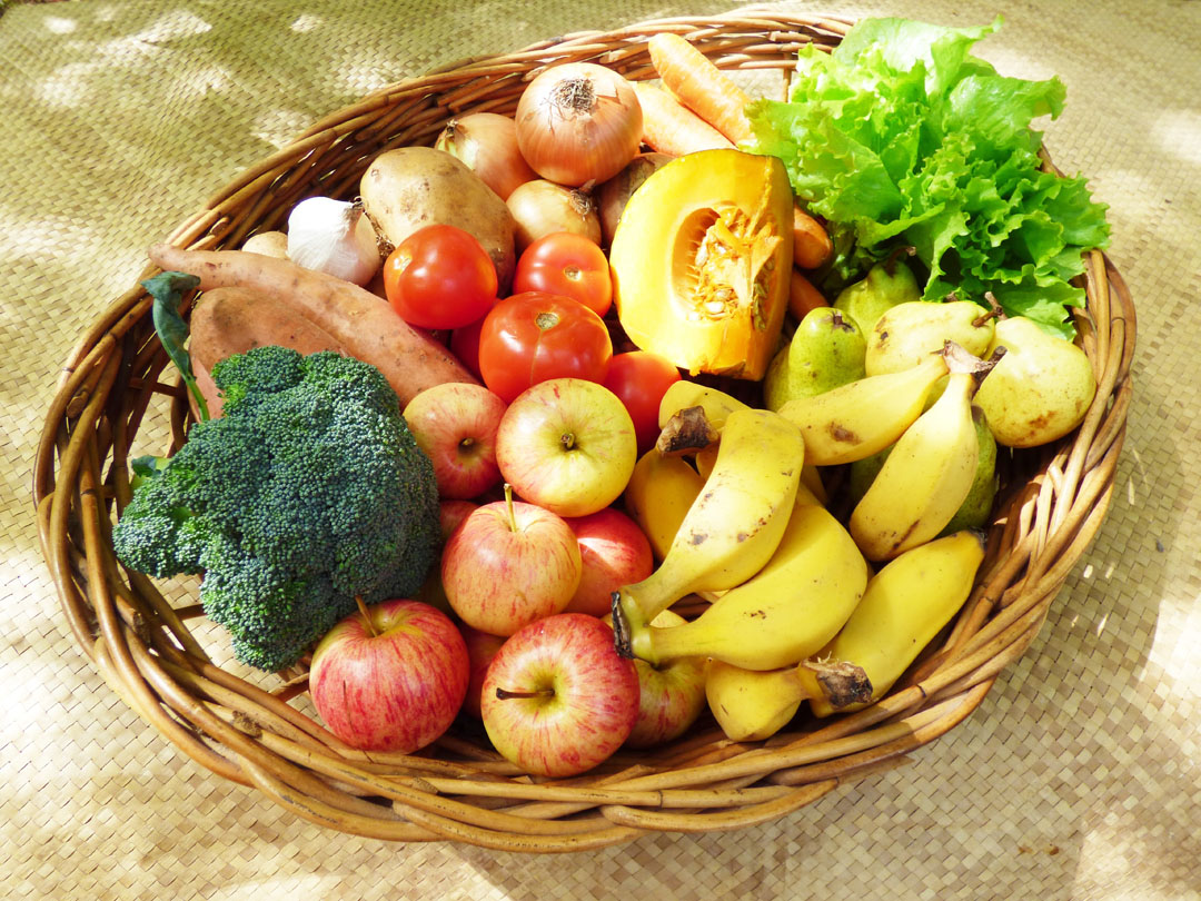 Fresh Autumn Produce - Why You and Your Family NeedOrganic Whole Foods